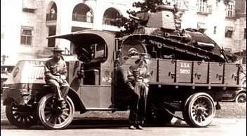 Chars américains de la Grande Guerre. 923_0010