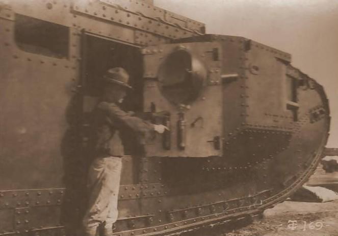Chars américains de la Grande Guerre. 978_0010