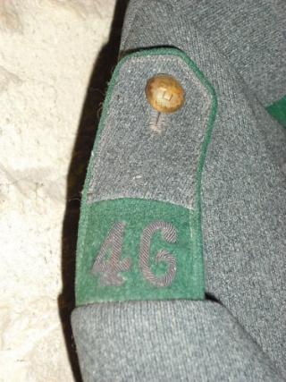 Equipements de l'armée suisse. B-wq2e10