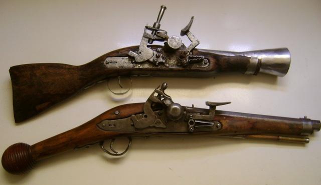 Les armes à feu au cours des siècles. Dsc00571