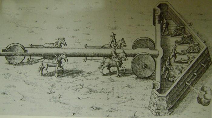Les prémices des chars de combat. Dsc00692