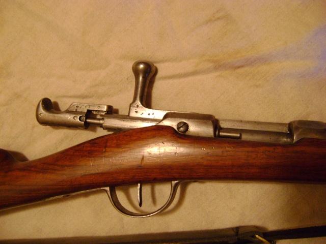 Les armes à feu au cours des siècles. Dsc01214