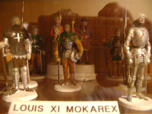 Les figurines anciennes, leurs accessoires et leurs décors. Dsc03543