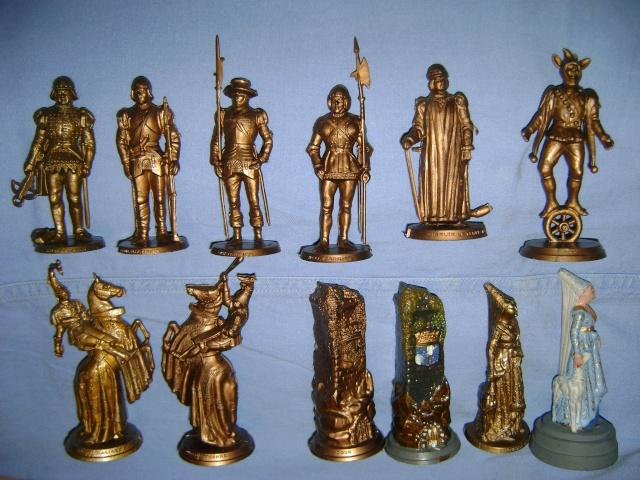 Les figurines anciennes, leurs accessoires et leurs décors. Dsc03545