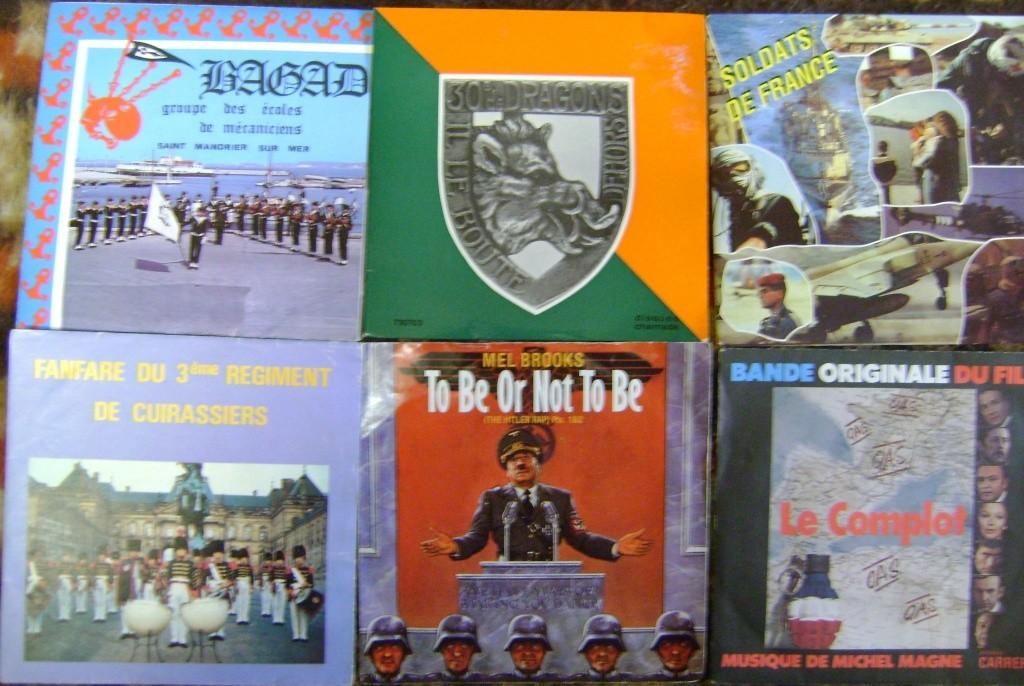 Les disques à thème militaire. Dsc04104