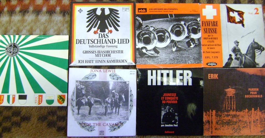 Les disques à thème militaire. Dsc04105
