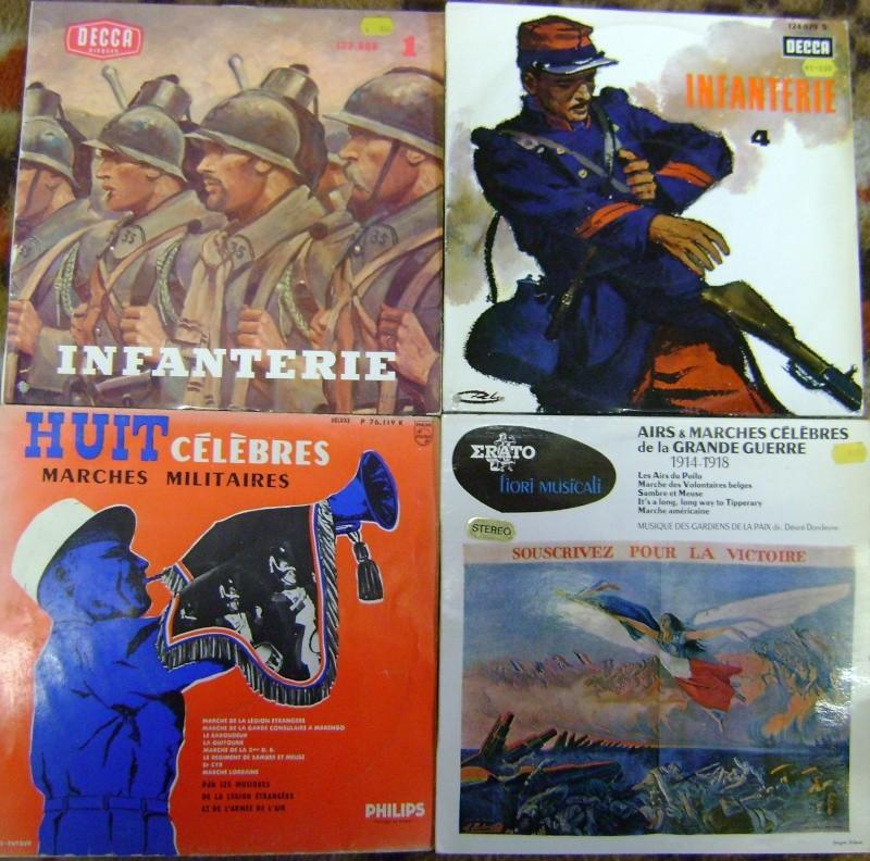 Les disques à thème militaire. Dsc04106