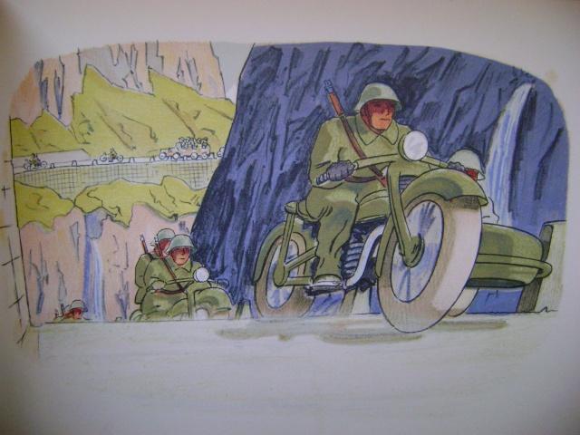 Des livres sur l'armée suisse. Dsc04177