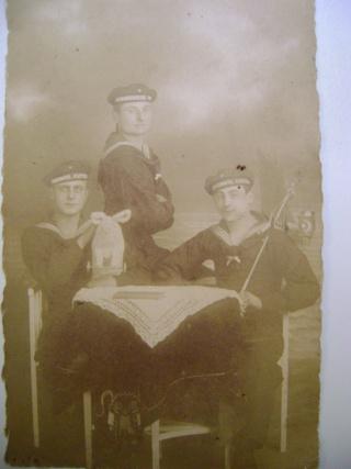 objet de    marine 1er guerre - Page 4 Dsc04356