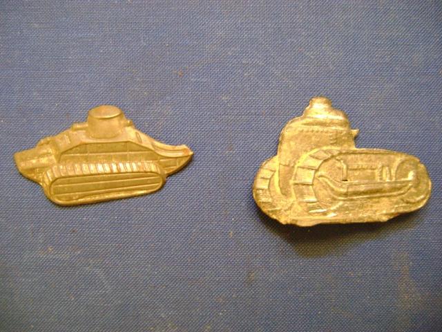 Les jouets militaires en tôle, plastique ou bois. Dsc04922