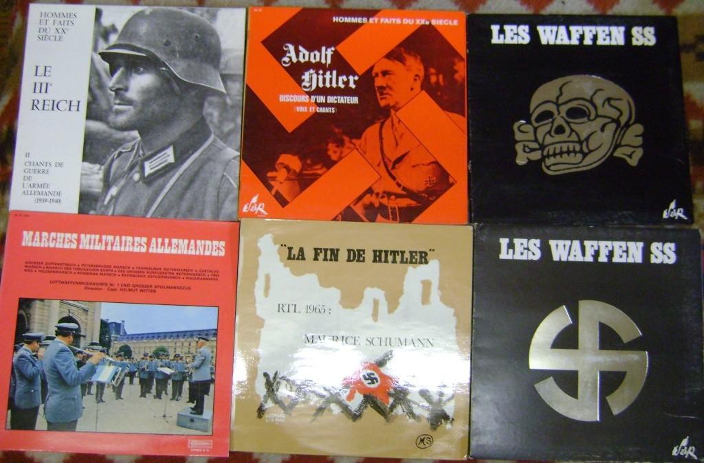Les disques à thème militaire. Dsc05010