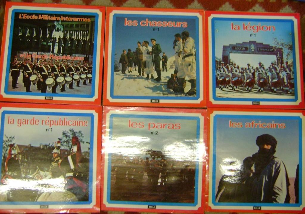 Les disques à thème militaire. Dsc05012