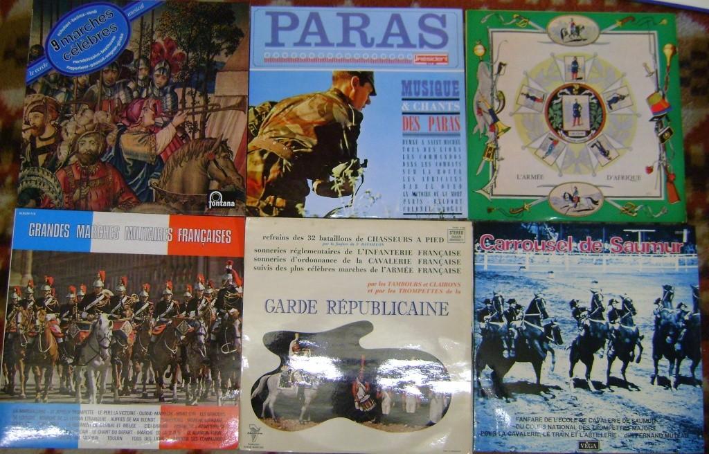 Les disques à thème militaire. Dsc05014