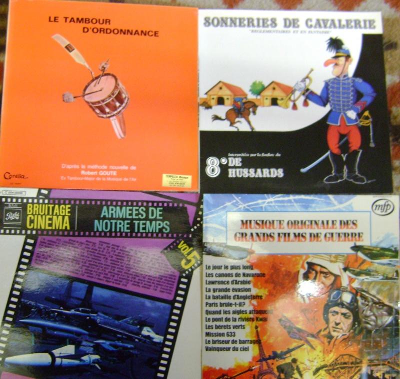 Les disques à thème militaire. Dsc05015
