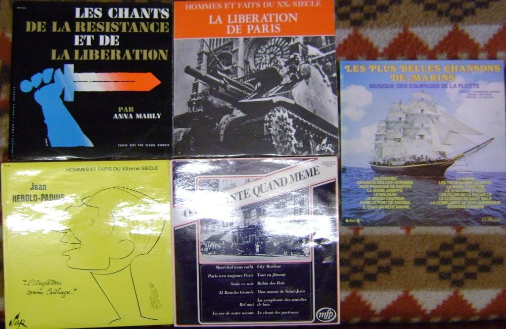 Les disques à thème militaire. Dsc05016