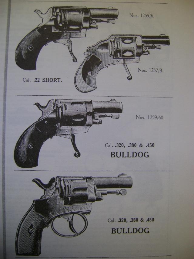 Bulldog, vélo-dog, cycliste et autres révolvers avec leur catégorie. Dsc05033