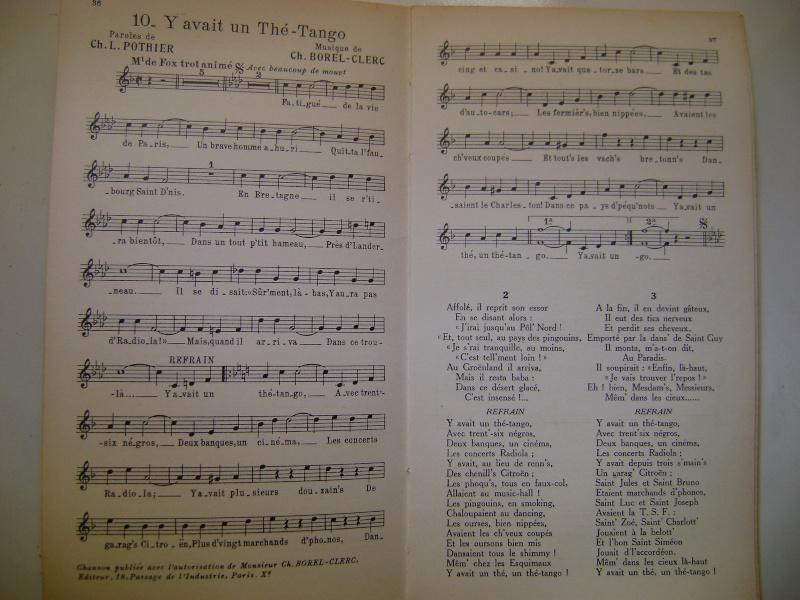 Les recueils de chansons des soldats. Dsc05049