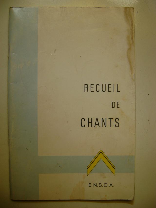 Les recueils de chansons des soldats. Dsc05061