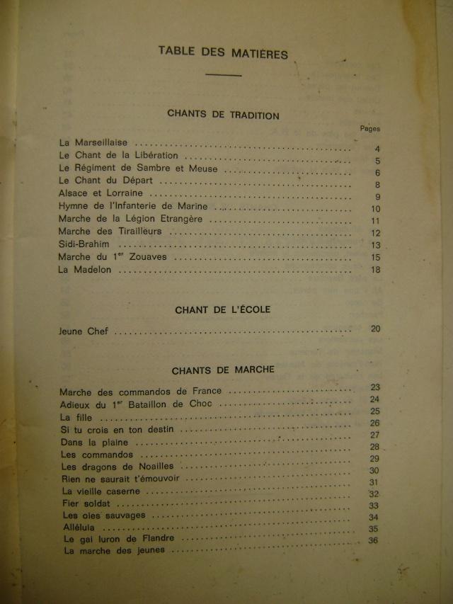 Les recueils de chansons des soldats. Dsc05062
