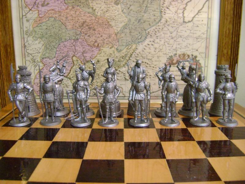 Les figurines anciennes, leurs accessoires et leurs décors. Dsc05148