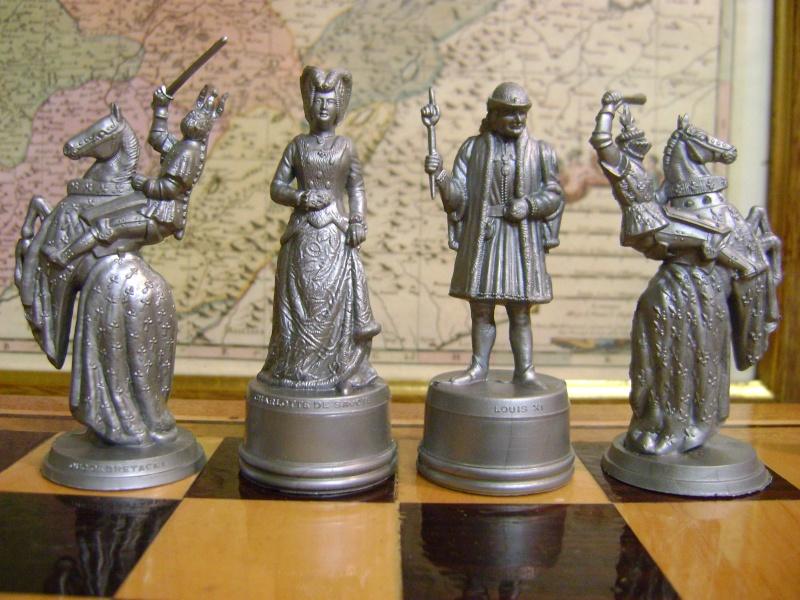 Les figurines anciennes, leurs accessoires et leurs décors. Dsc05150