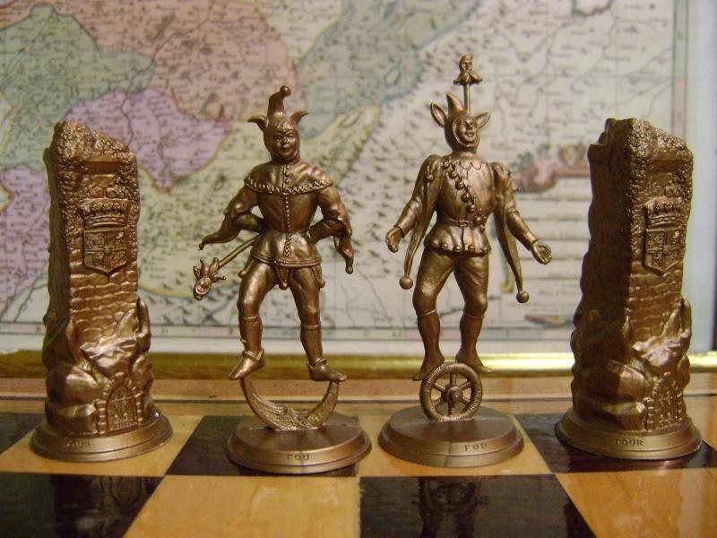 Les figurines anciennes, leurs accessoires et leurs décors. Dsc05155