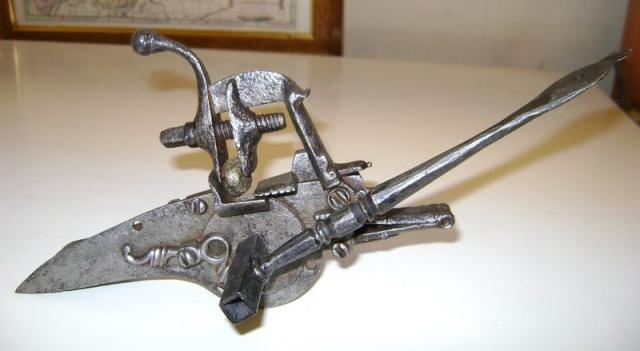 Les armes à feu au cours des siècles. Dsc09312