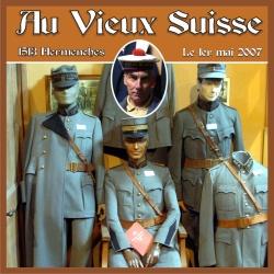 Equipements de l'armée suisse. Hermen10