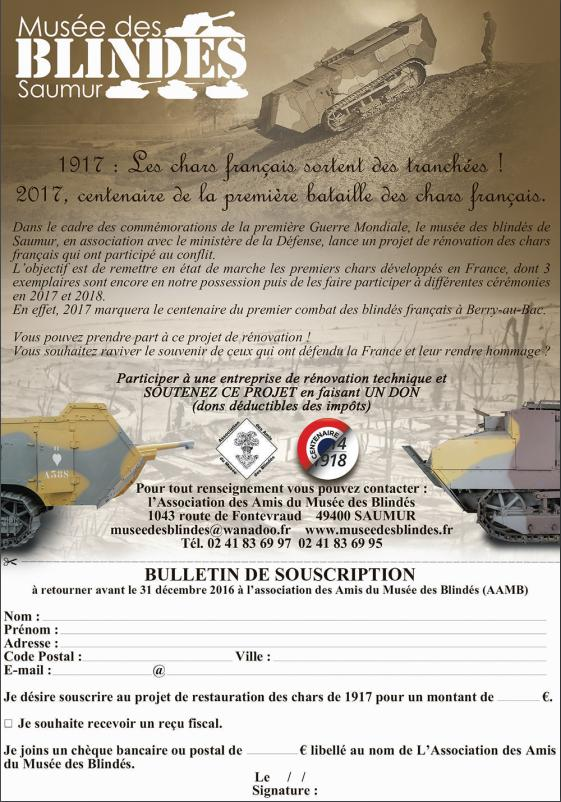 Restauration des chars de la Grande Guerre. Sans_t37