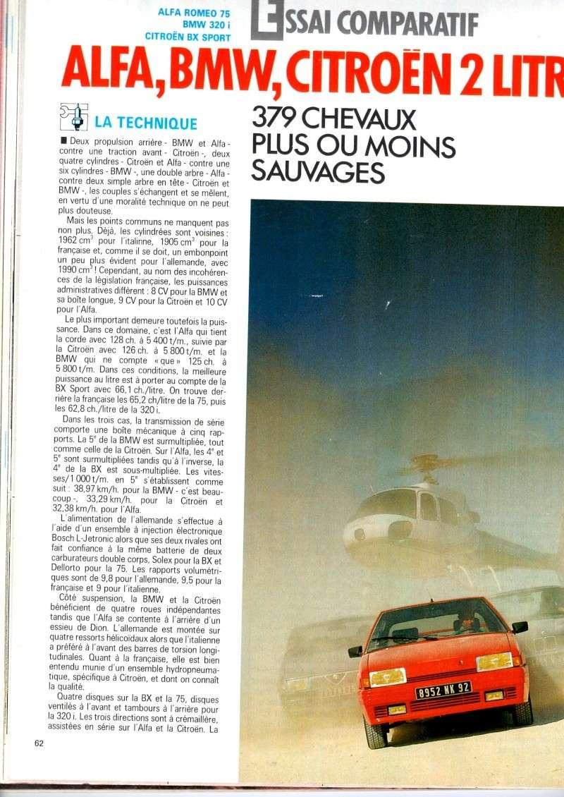 Auto journal du 15/10/85 et du 15/06/85  Img07510