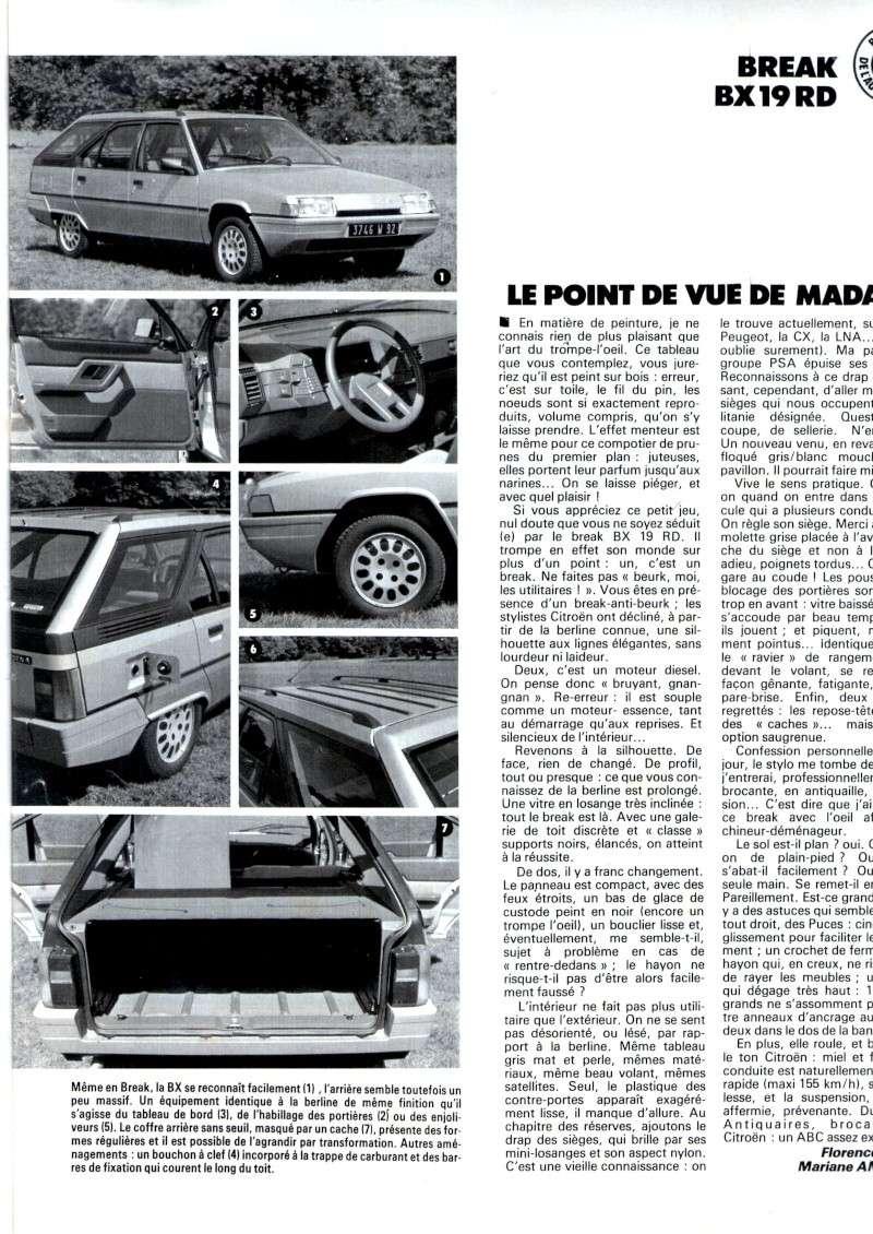 Auto journal du 15/10/85 et du 15/06/85  Img08410