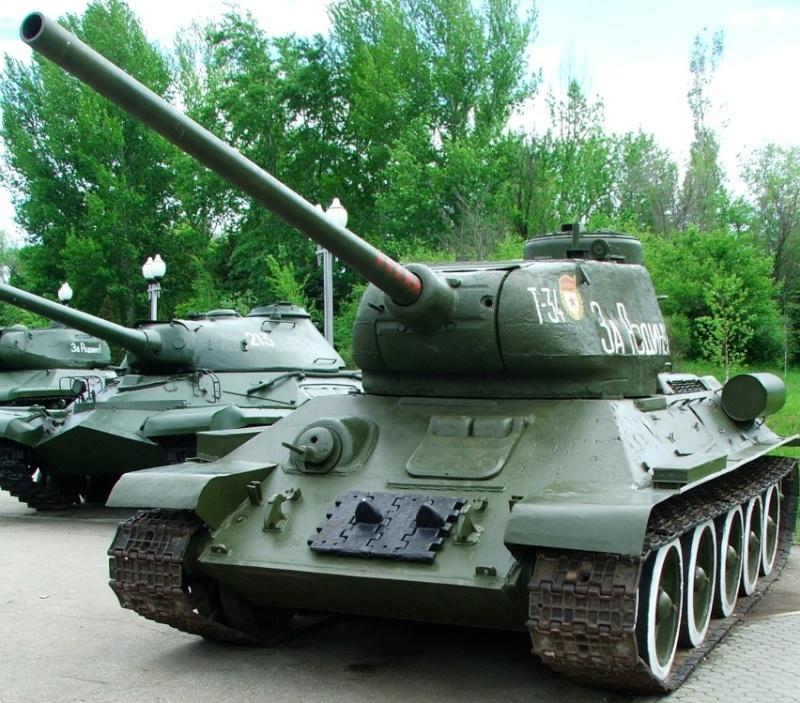 фотографии танков D-34-810