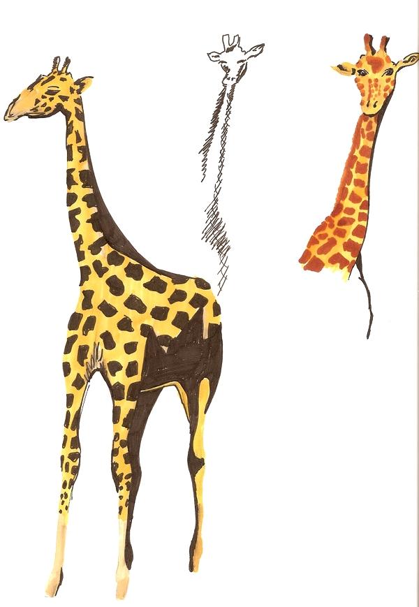 Créa De futari Girafe10