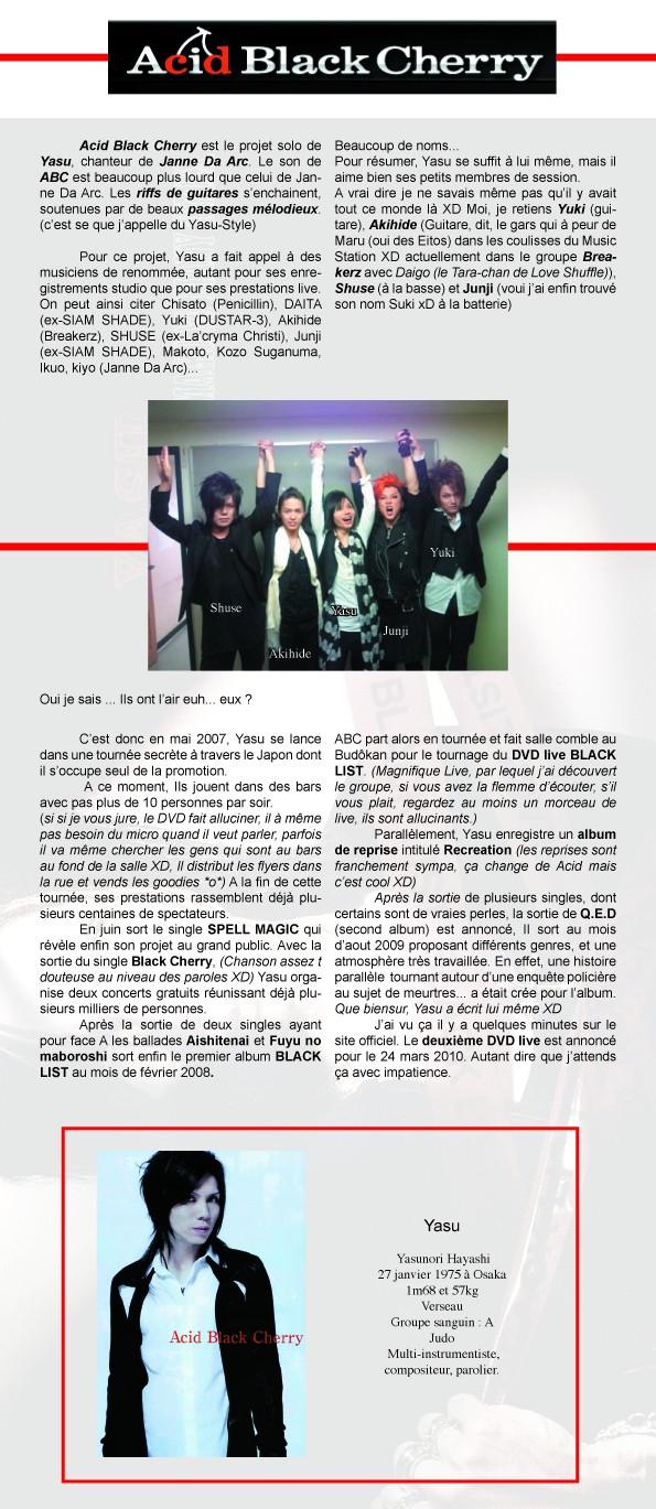 (J-Rock) Acid Black Cherry Oka_ac10