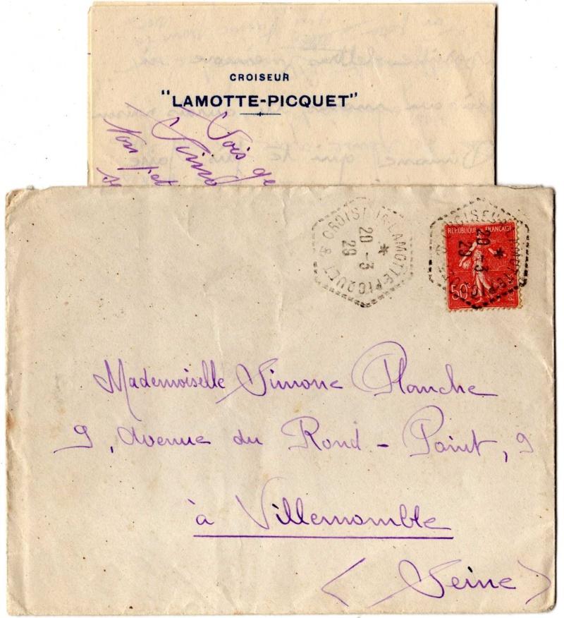 croiseur - LAMOTTE-PICQUET (CROISEUR) Img87510