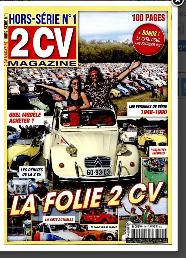2CV Magazine H.S! Captur17