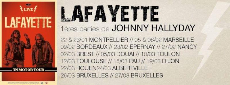 """Tournée 2015/2016 de johnny """"RESTER VIVANT """" Part 2..LA TOURNEE - Page 2 12552510"""