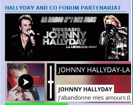 Webradio johnny hallyday la legende...problème Captur28