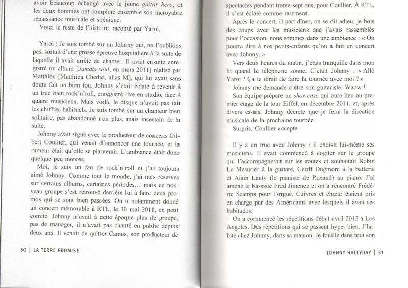 [livre] La terre promise Johnny Hallyday et Philippe Manoeuvre Img00610