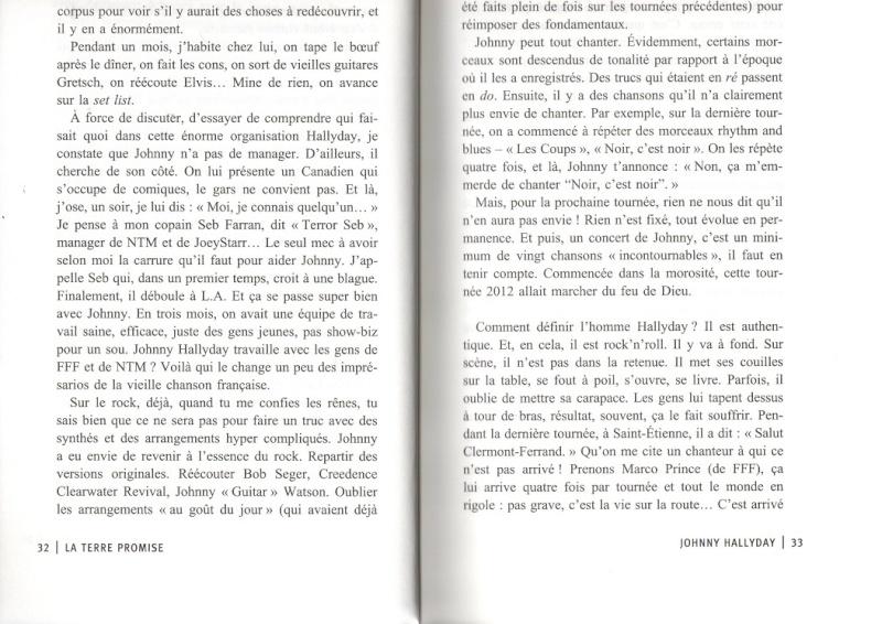 [livre] La terre promise Johnny Hallyday et Philippe Manoeuvre Img00710