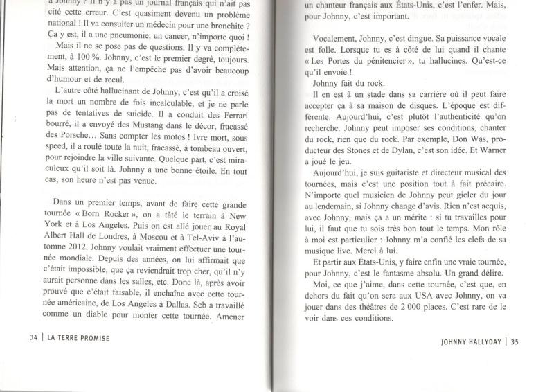 [livre] La terre promise Johnny Hallyday et Philippe Manoeuvre Img00810