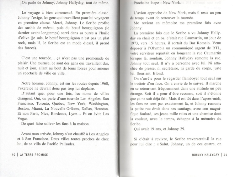 [livre] La terre promise Johnny Hallyday et Philippe Manoeuvre Img01110