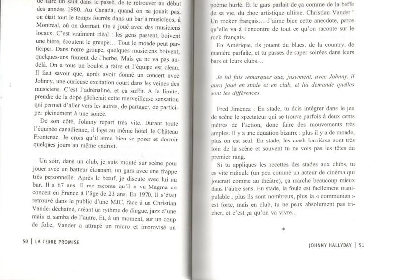 [livre] La terre promise Johnny Hallyday et Philippe Manoeuvre Img01610