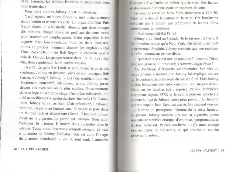 [livre] La terre promise Johnny Hallyday et Philippe Manoeuvre Img02010
