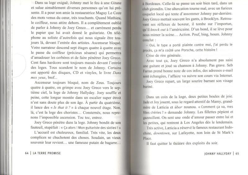 [livre] La terre promise Johnny Hallyday et Philippe Manoeuvre Img02310
