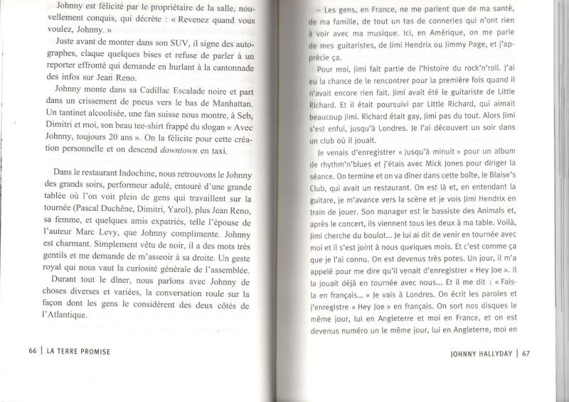 [livre] La terre promise Johnny Hallyday et Philippe Manoeuvre Img02410