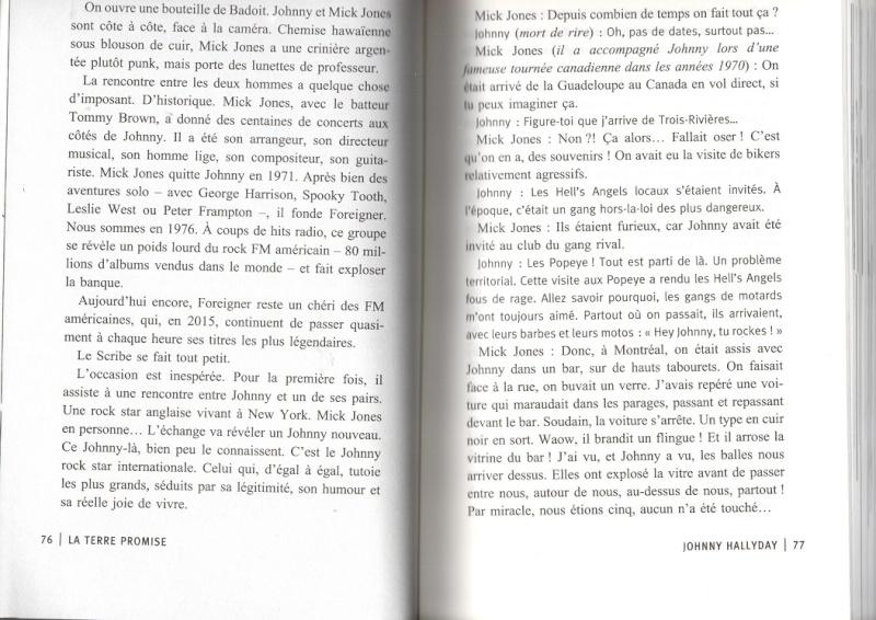 [livre] La terre promise Johnny Hallyday et Philippe Manoeuvre Img02910