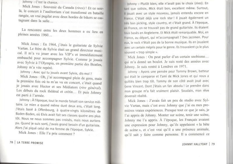 [livre] La terre promise Johnny Hallyday et Philippe Manoeuvre Img03010