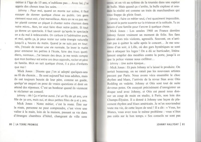 [livre] La terre promise Johnny Hallyday et Philippe Manoeuvre Img03110