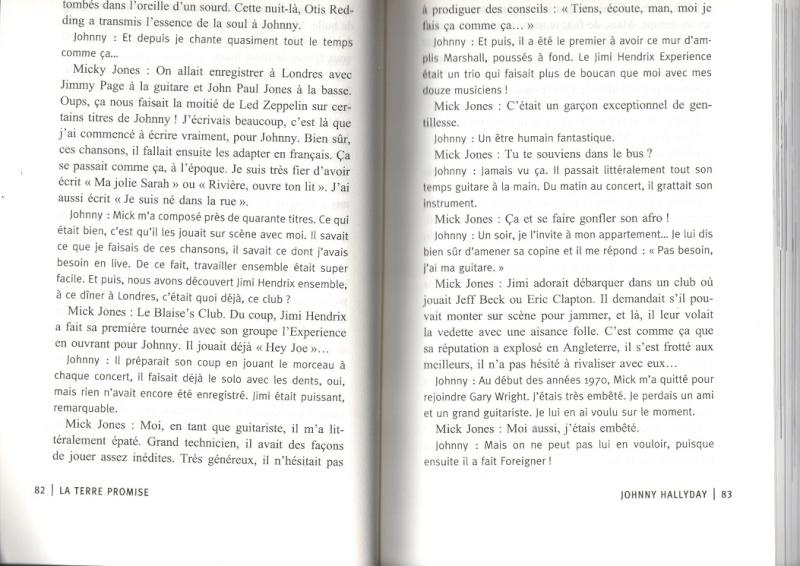 [livre] La terre promise Johnny Hallyday et Philippe Manoeuvre Img03210